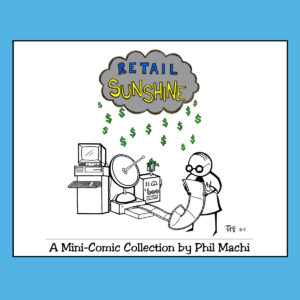 """Retail Sunshine"" Mini-Book Issue #4"