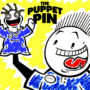 Puppet Pin cardstock front design