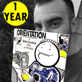 Orientation Turns One